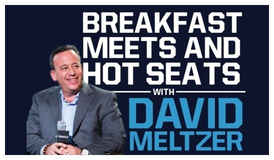 Breakfast Meets and Hot Seats with David Meltzer